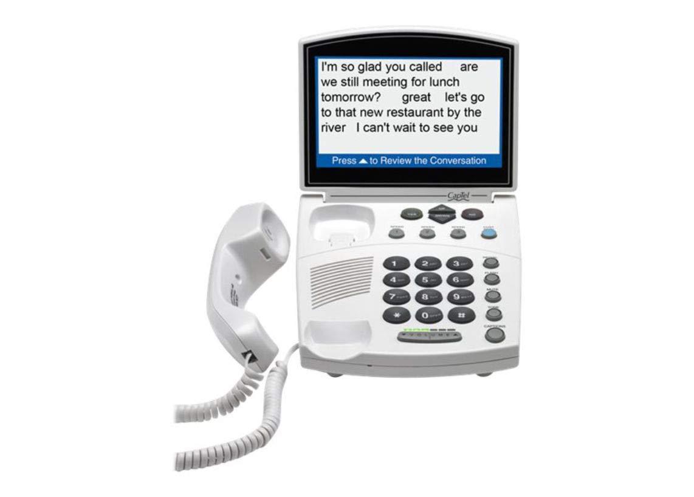 CapTel 840 Plus Caption Phone