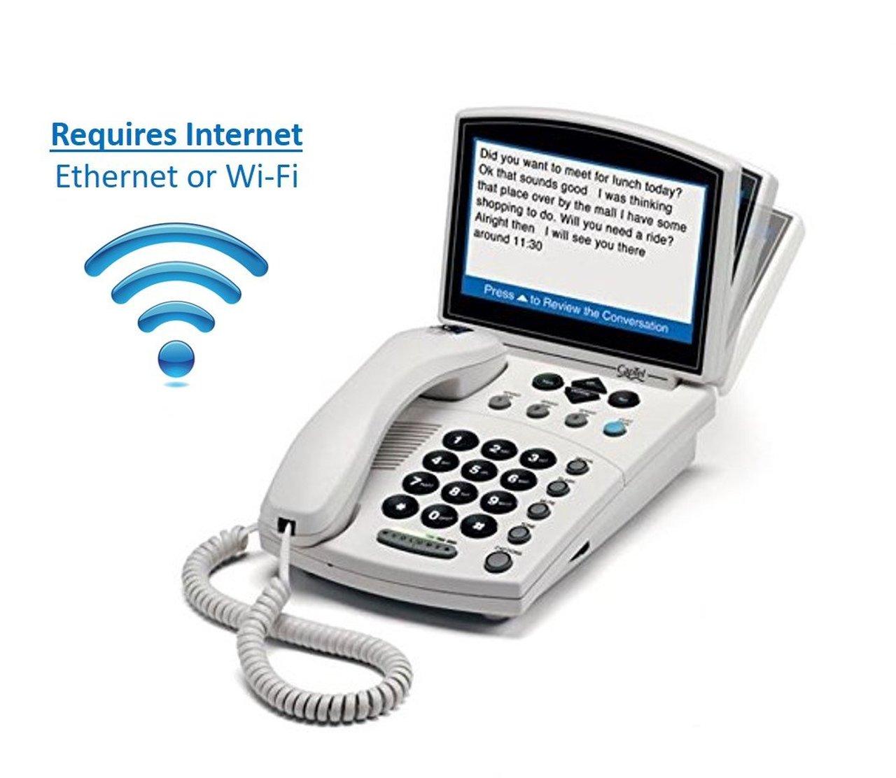 CapTel 840i Caption Phone