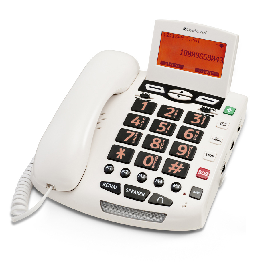 Clear Sounds CSC600 Hearing Assistive Phone