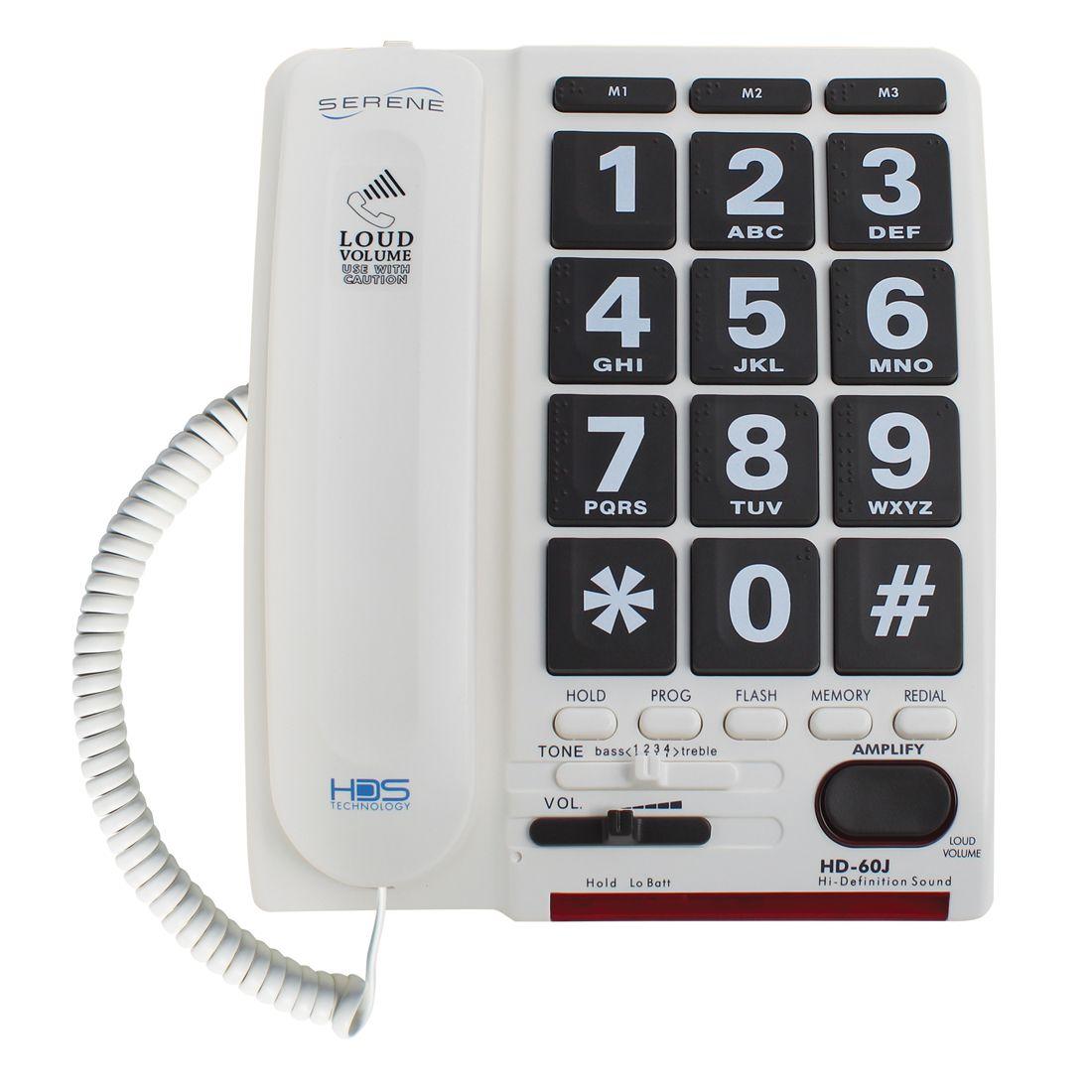 Serene HD-60J Phone